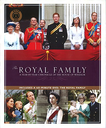9781472372208: The Royal Family (Book & DVD) (Gift Folder DVD)