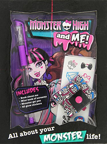 9781472372215: Monster High and Me!