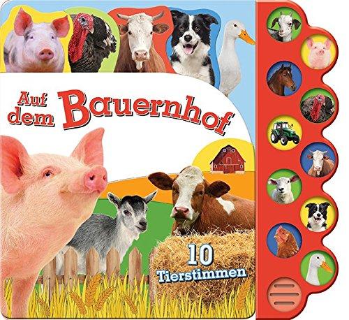 9781472373144: Soundbuch Auf dem Bauernhof: 10 Tierstimmen