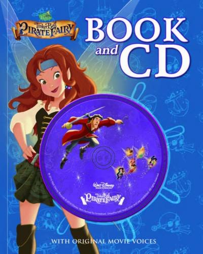 9781472373823: Disney Fairies Tinker Bell and the Pirate Fairy