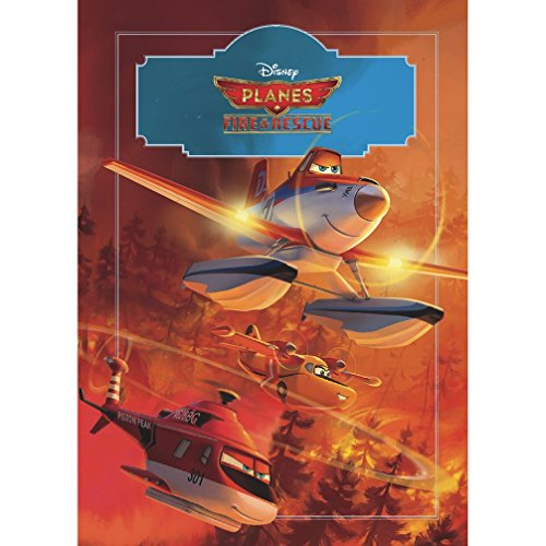 9781472374066: Disney Planes Fire & Rescue: The Story of the Film