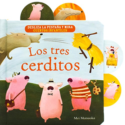 9781472374585: Los Tres Cerditos (Slide and See) (Spanish Edition)