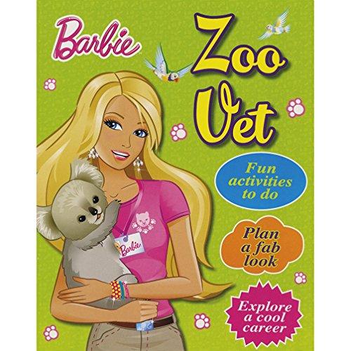 9781472376084: Parragon Barbie: I Can Be Zoo Vet