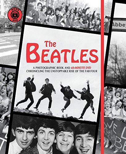 The Beatles Book & DVD (Gift Folder DVD): Parragon