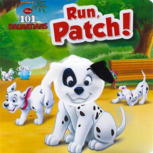 9781472377449: Disney 101 Dalmatians: Run, Patch! (Disney Finger Puppet)