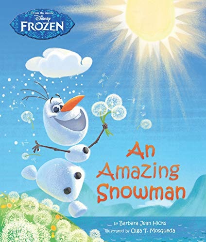 9781472377487: Disney Frozen An Amazing Snowman