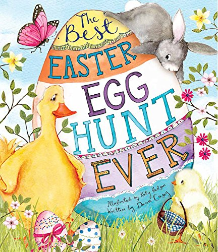 Best Easter Egg Hunt Ever! (Picture Book): Casey, Dawn