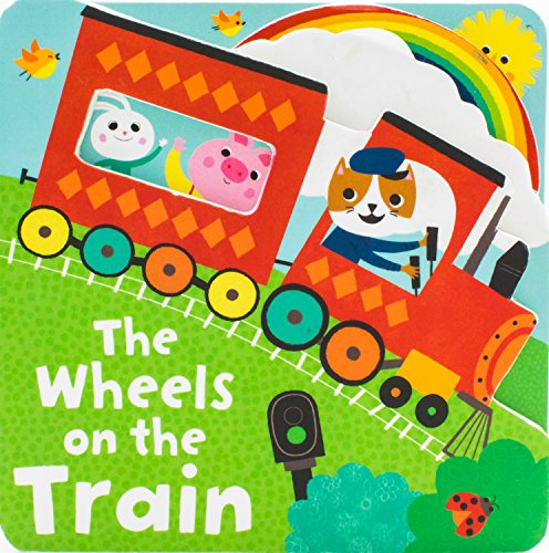 The Wheels on the Train (Nursery Mix-Up): Parragon