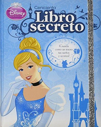 9781472378668: Disney Cenicienta Libro secreto (Book of Secrets) (Spanish Edition)