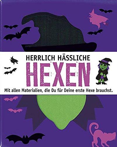 9781472379740: Hexen: Bastel dir deine Hexe - Bastelset aus Filz