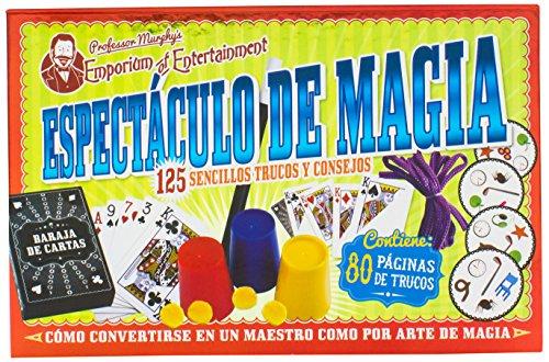9781472381576: Espectáculo De Magia (+ Juegos) (Professor Murphy)