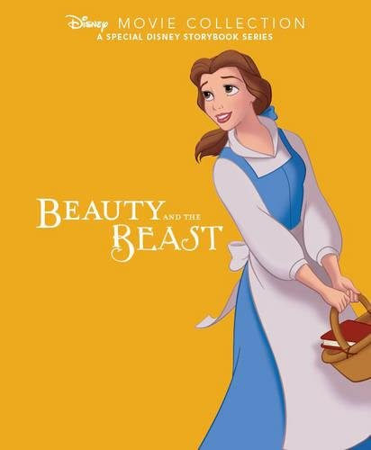 9781472382054: Disney Movie Collection: Beauty and the Beast: A Special Disney Storybook Series