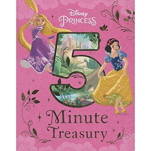 Disney Princess 5 Minute Treasury: Disney