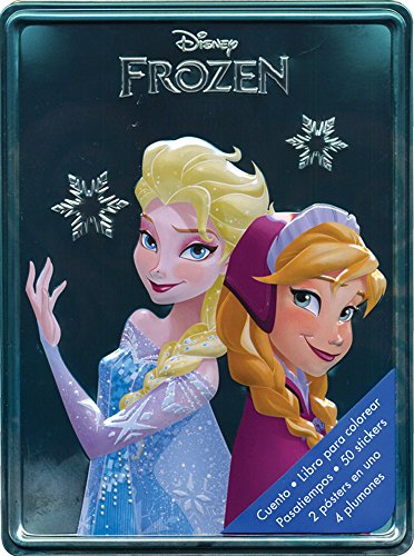 9781472383716: HAPPY TINS: DISNEY FROZEN UNA AVENTURA CONGELADA