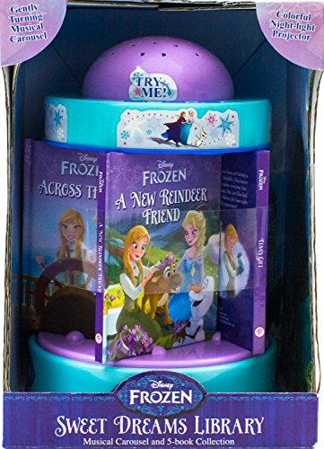 9781472383778: Disney Frozen Sweet Dream Library Carousel (Disney Carousel)