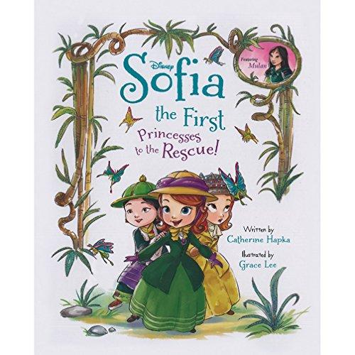 9781472389985: Disney Sofia the First Princesses to the Rescue