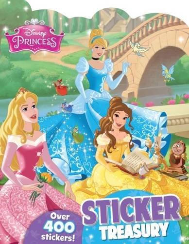 Disney Princess Sticker Treasury