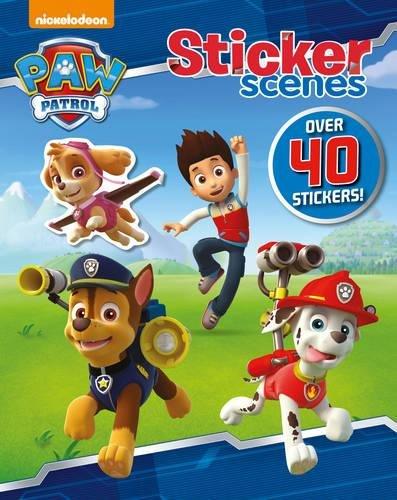 9781472391094: Nickelodeon Paw Patrol Sticker Scenes