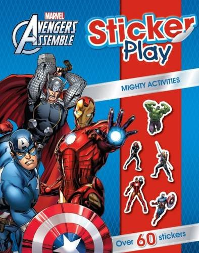 Marvel Avengers Assemble Sticker Play Mighty Activities