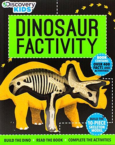 9781472394309: Dinosaur Factivity Kit (Discovery Kids)