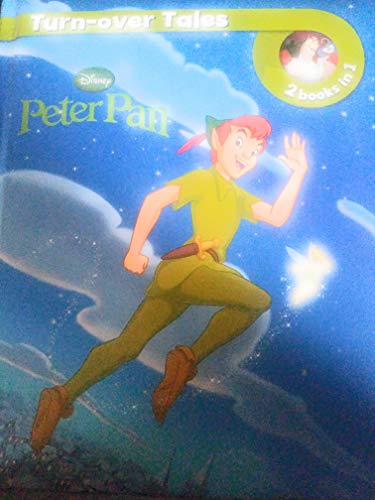 Disney Peter Pan and Return to Never Land Turn-over Tales