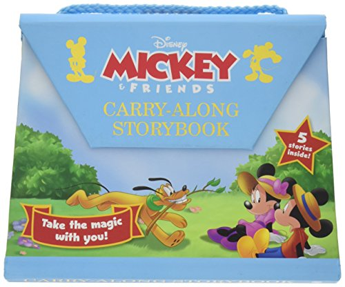 9781472396419: Disney Mickey & Friends Carry-Along Storybook