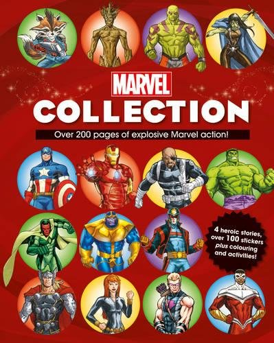 The Complete Marvel Collection