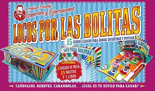 9781472397324: Professor Murphy Games Set Marbles (Spanish Edition)