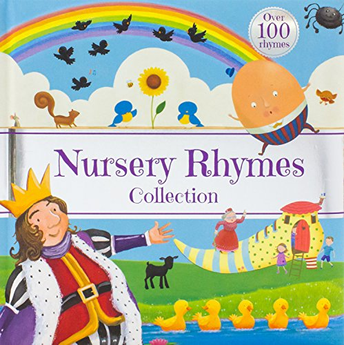 Nursery Rhymes Collection (Gilded Treasuries): Parragon Books