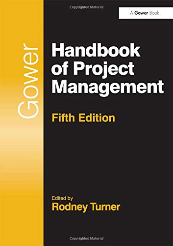 9781472422965: Gower Handbook of Project Management