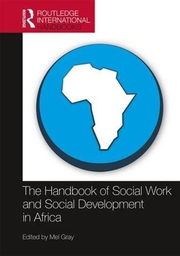 9781472468512: The Handbook of Social Work and Social Development in Africa (Routledge International Handbooks)