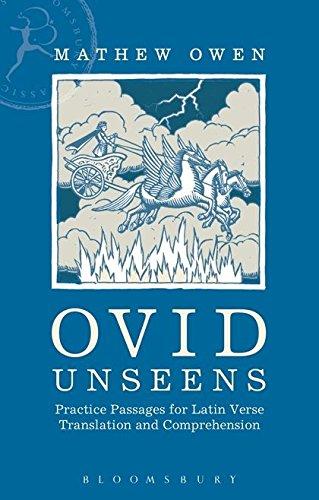 Ovid Unseens: Owen, Mathew