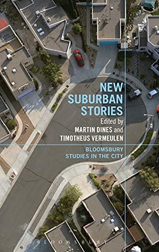 9781472510938: New Suburban Stories (Bloomsbury Studies in the City)