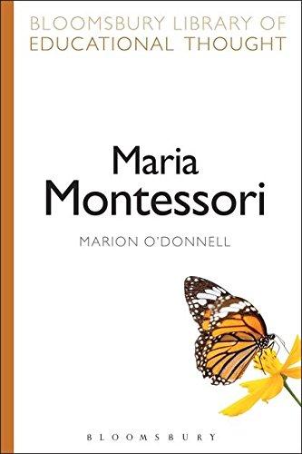 9781472519016: Maria Montessori