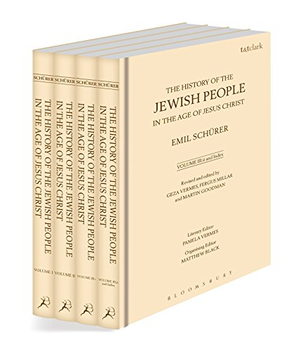 9781472520166: The History of the Jewish People in the Age of Jesus Christ