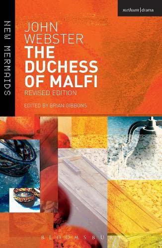 9781472520654: The Duchess of Malfi (New Mermaids)