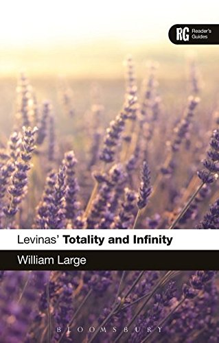 9781472524393: Levinas' 'Totality and Infinity': A Reader's Guide (Reader's Guides)