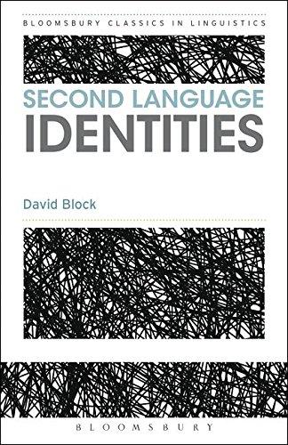 9781472526045: Second Language Identities (Bloomsbury Classics in Linguistics)