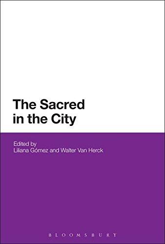 The Sacred in the City: Dr Liliana Gómez