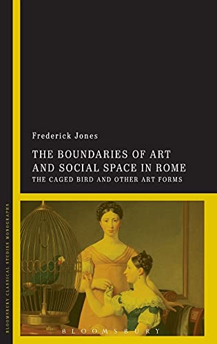 9781472526120: Boundaries of Art and Social Space in Rome