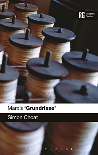 9781472526748: Marx's 'Grundrisse': A Reader's Guide (Reader's Guides)