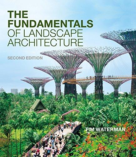 9781472531445: The Fundamentals of Landscape Architecture