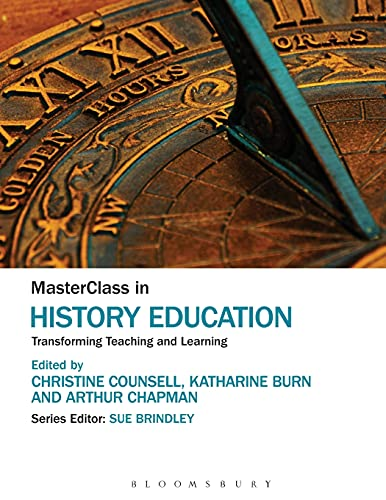 MasterClass in History Education: Counsell, Christine
