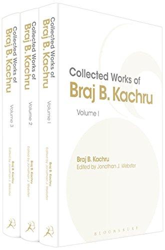 Collected Works of Braj Kachru Vol 1-3: Kachru, Braj