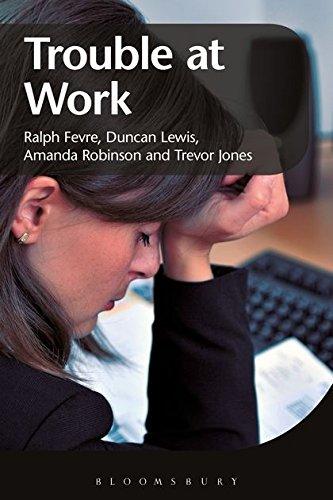 Trouble at Work: Trevor Jones