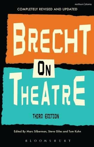 9781472558619: Brecht on Theatre: The Development of an Aesthetic