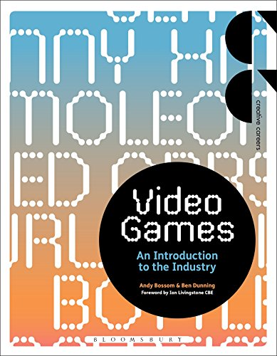 9781472567116: Video Games (Creative Careers)