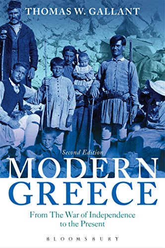 9781472567567: Modern Greece: From the War of Independence to the Present