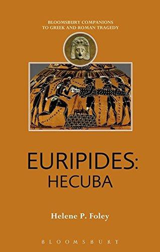 9781472569073: Euripides: Hecuba (Companions to Greek and Roman Tragedy)