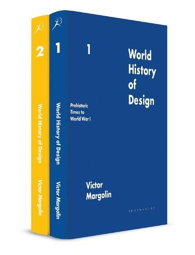 World History of Design (Hardback): Victor Margolin